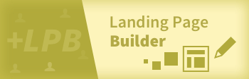 Landing Page Builder plugin for Oempro